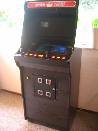 Royal Video Compact Mijn Arcade Projecten