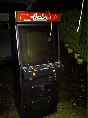 Royal Video Action Mijn Arcade Projecten